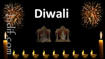 Diwali / Deepavali : The Festival of Lights