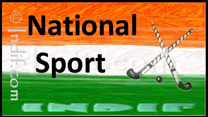 Essay on the national game of India - Hockey