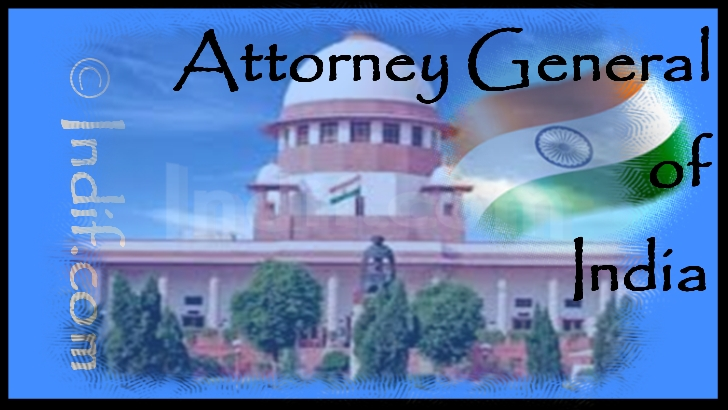 Attorney General of India, Former and Current  Attorney ...