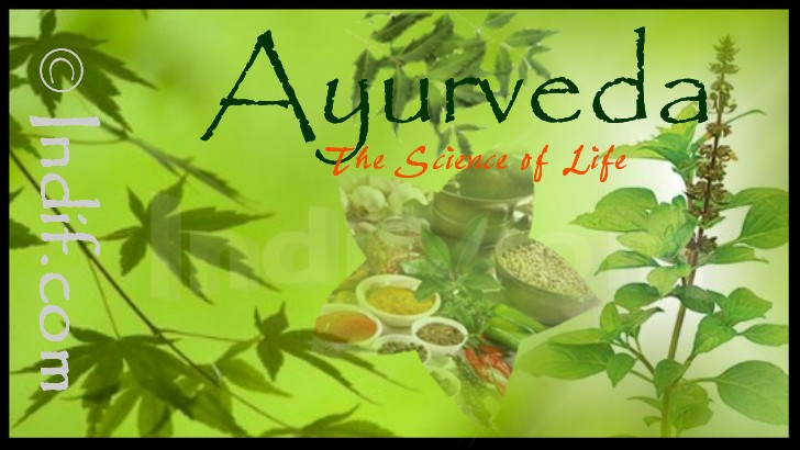Ayurveda - The Science of Life by Indif.com