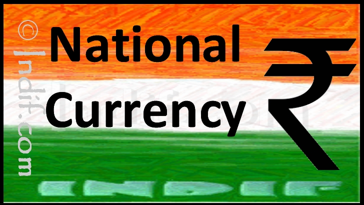 National Currency Symbol Of India Rupee Symbol