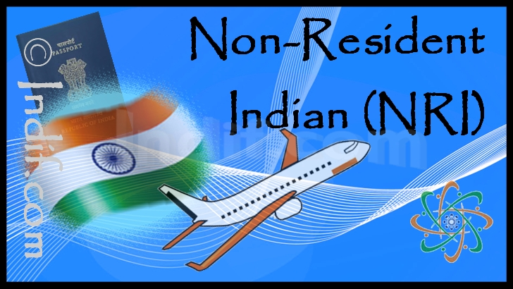 NRI - Non-Resident Indian