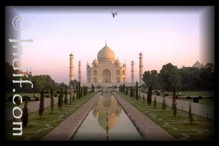 Taj Mahal - A Shrine of Love