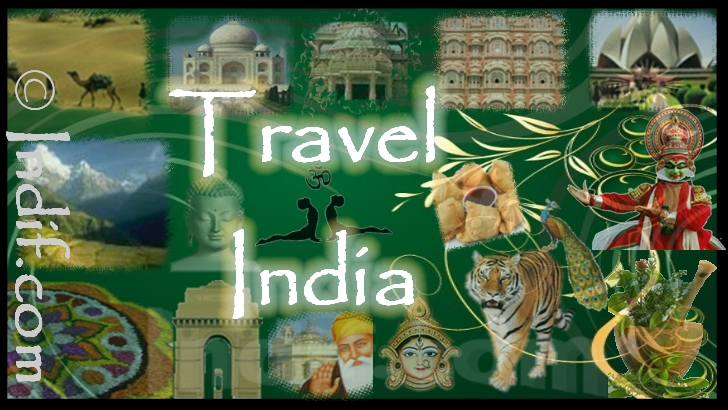 Travel India - Tourism in India