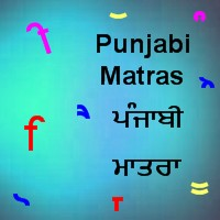 Learn Punjabi Matras and Gurmukhi Script, Read and Write Hindi