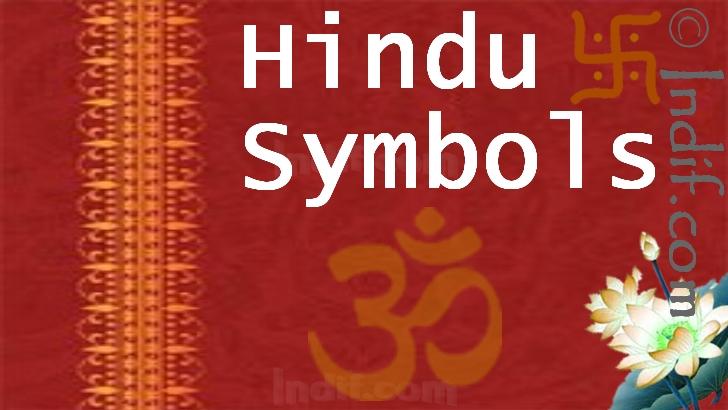 Religious Hindu Symbols