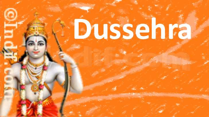 dussehra dassera vijaya dashami festival of  dussehra the festival of victory of good over evil