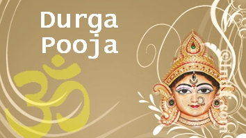 Festival of Durga pooja