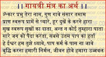 Gayatri Mantra ग यत र म त र